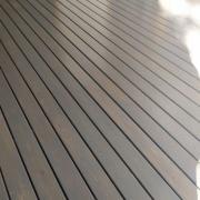 Монтаж и окраска террасы